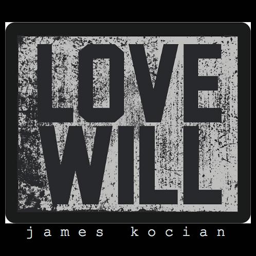 """LOVE WILL"" CD"