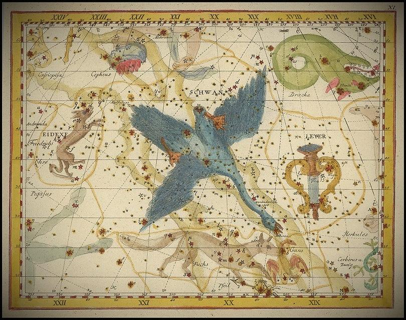 Lyra Lyre Bode Constellation Jean-Brice GAYET Ciel de nuit