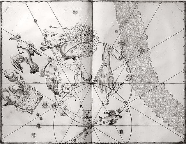 Bayer 1661 Uranometria 49 Constellations