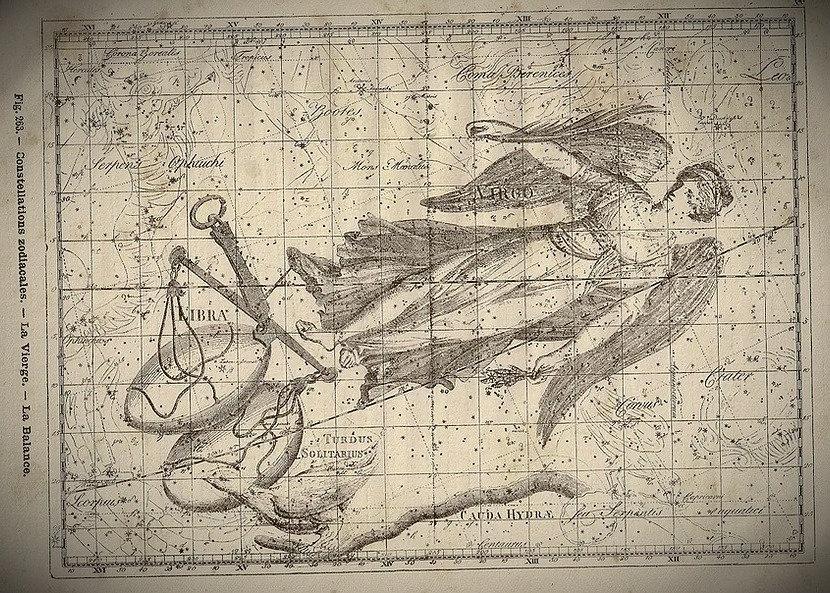 Virgo Flammarion
