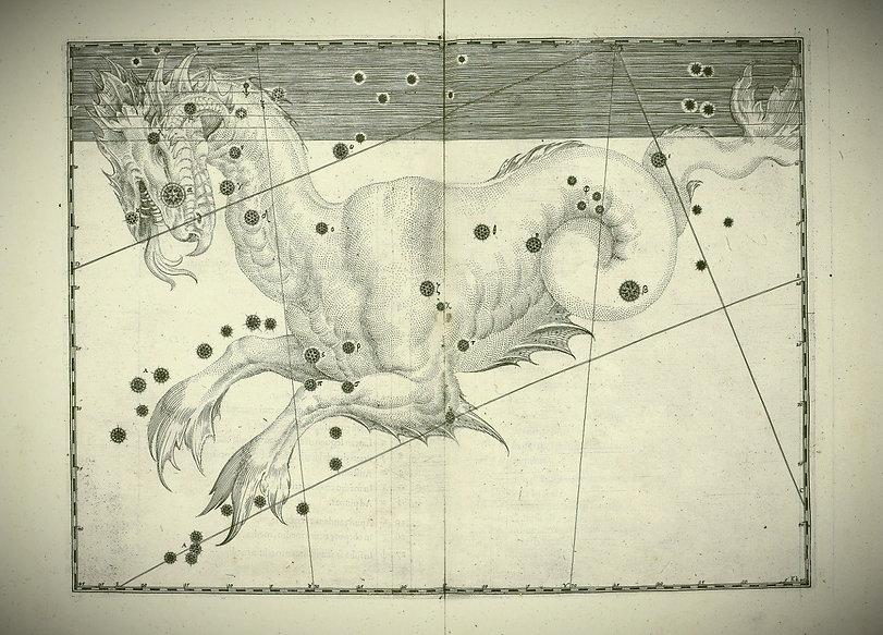Hydre Hydra constellation Bayer Uranometria Jean-Brice GAYET