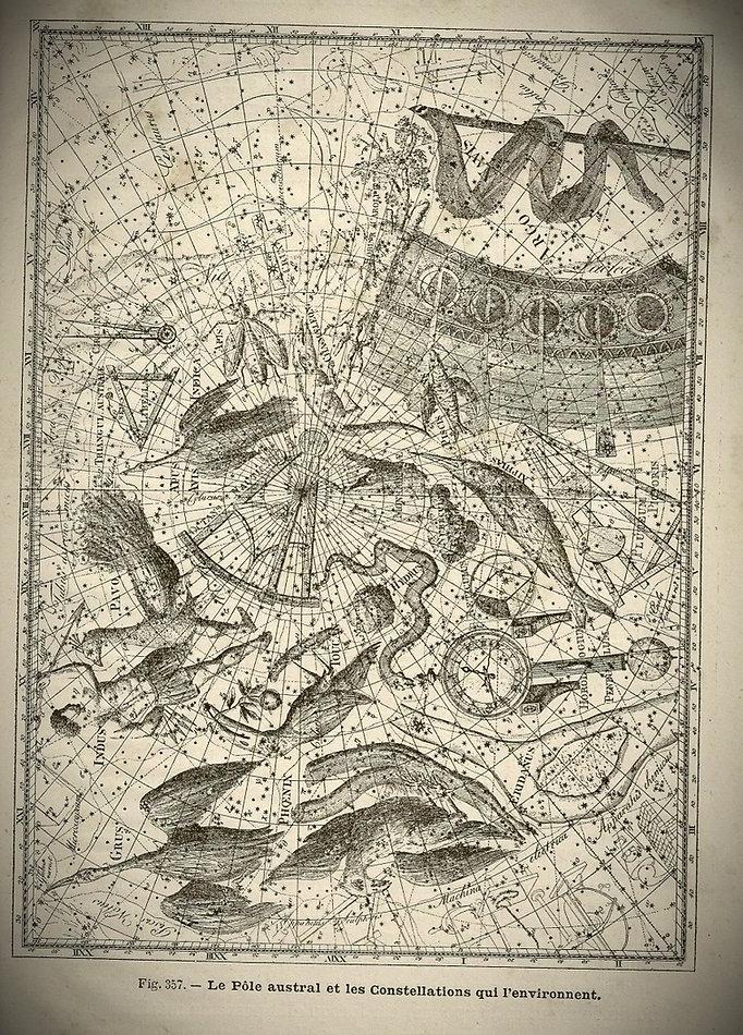Argo Navis, Flammarion, constellation, Ciel de Nuit, Jean-Brice GAYET