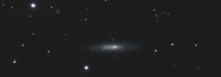 Crop sur NGC 5523