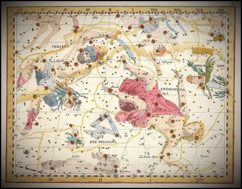 Andromeda Constellation Bode Ciel de Nuit Jean-Brice GAYET