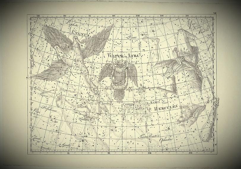 Vulpecula Bode, Petit Renard, Constellation, Ciel de Nuit, Jean-Brice GAYET