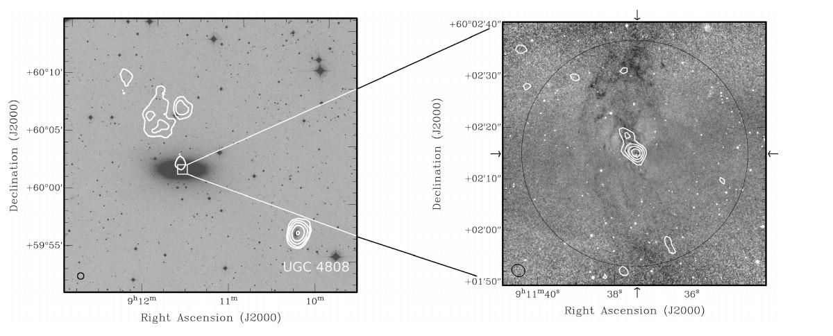 Cartographie CO(1-0) de NGC 6728
