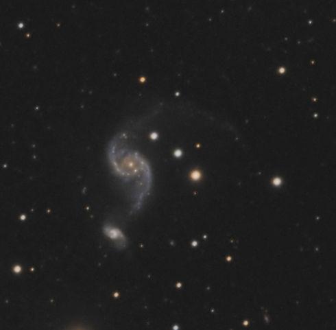 NGC 2535 NGC 2536 Jean-Brice GAYET crop.