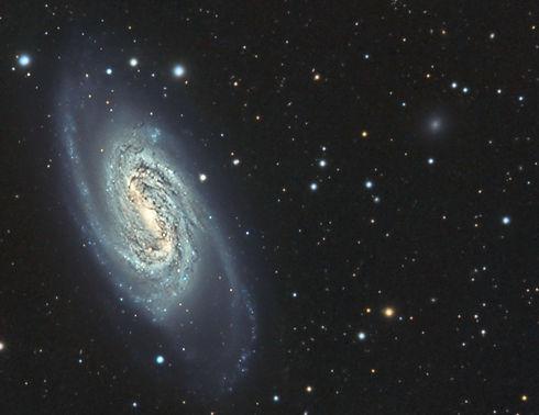 NGC 2903 et PGC 27115 (= UGC 5086) Jean-