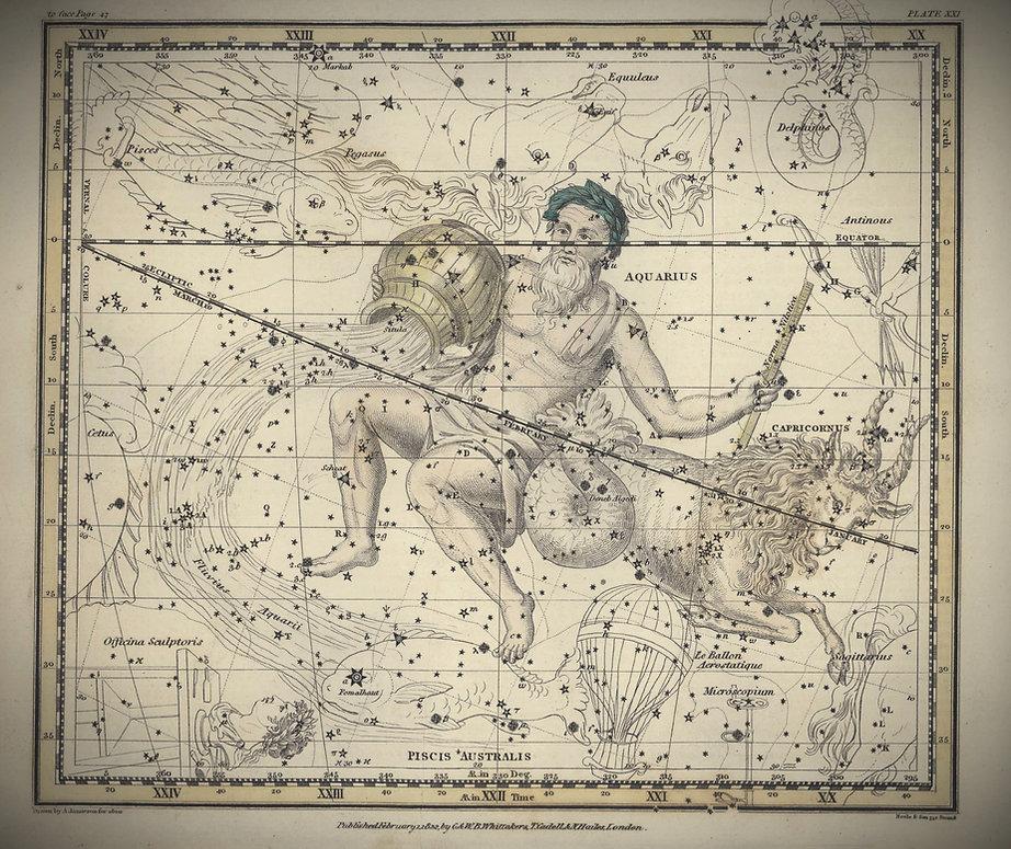 Alexander Jamieson Celestial Atlas Planc