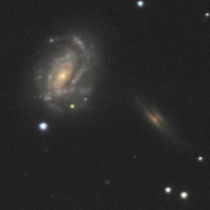 Dans la nuit du nuit du 7 février 2019, à Nerpio, le C11 fut pointé sur une galaxie distante dans le but d'imager une supernova de magnitude absolue de  -14,73.