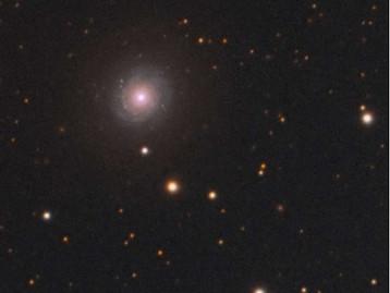Nouvel objet du ciel profond et rajouts concernant l'Orphisme (Constellation de la Lyre)