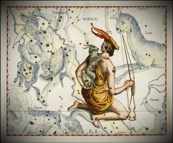 Auriga Hevelius