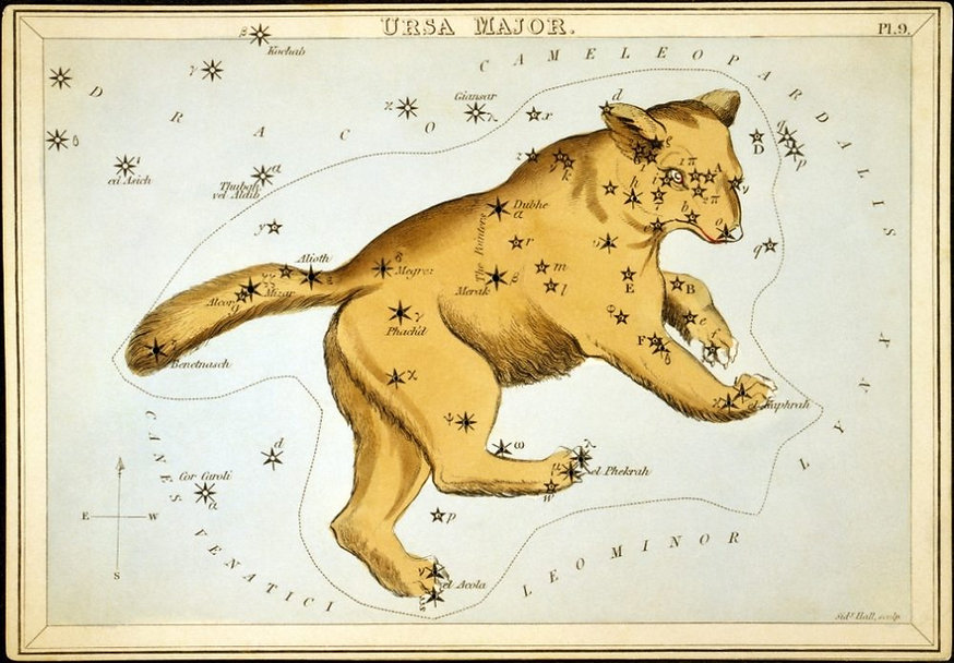 Grande Ourse Urania