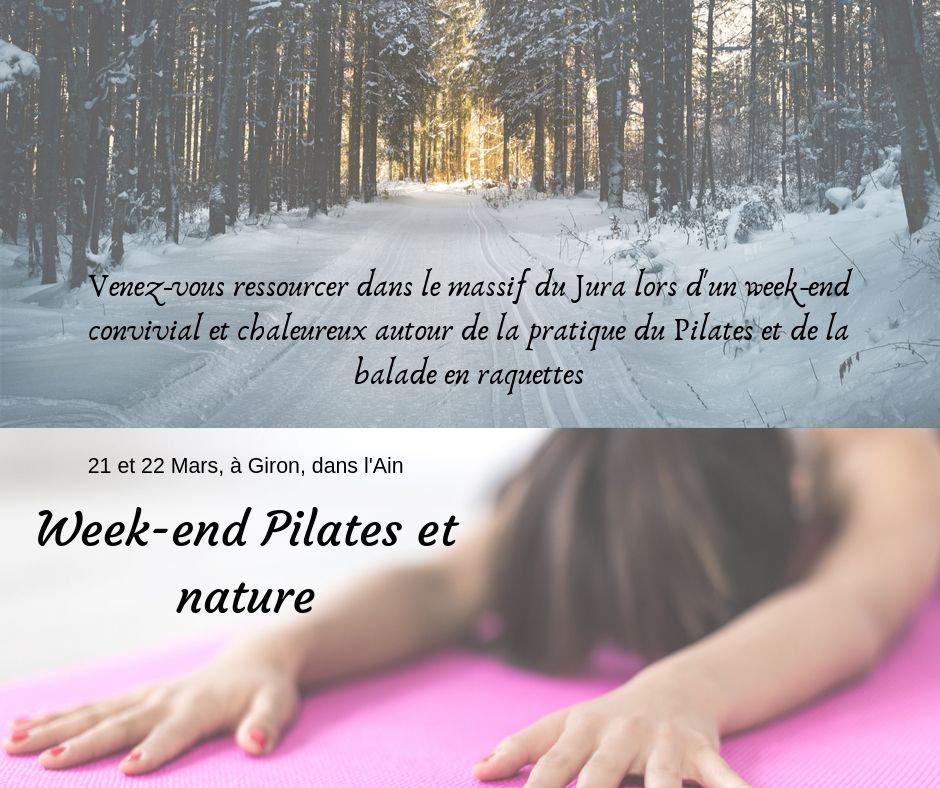 Séjour Pilates et Nature
