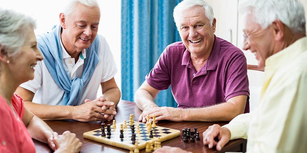 Seniors Get Together