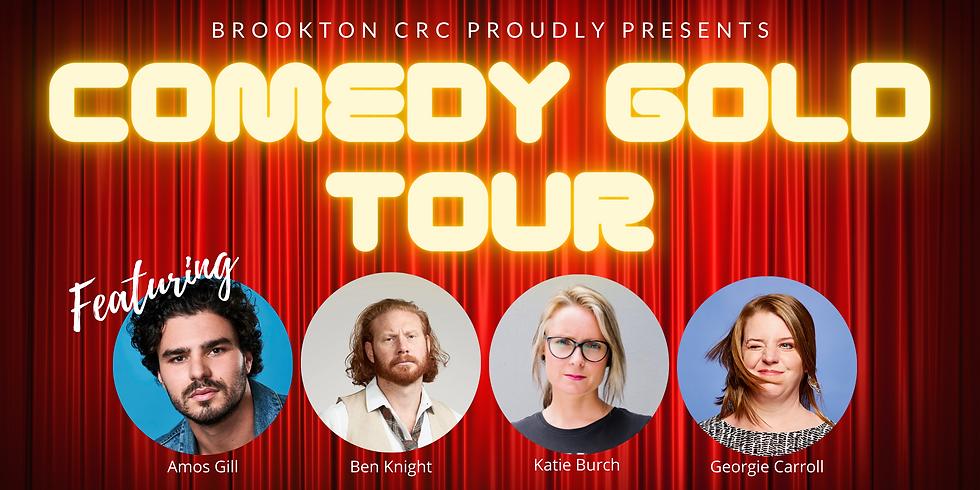 Comedy Gold Tour