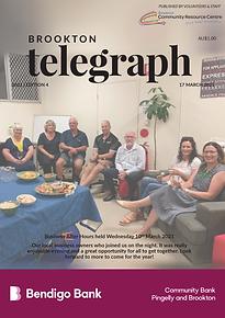 Brookton Telegraph Edition 4 Final Copy.