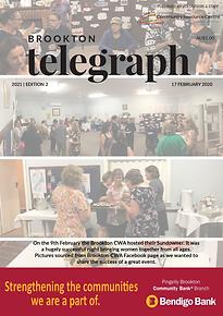 Brookton Telegraph Edition 2_FINAL_COPY.