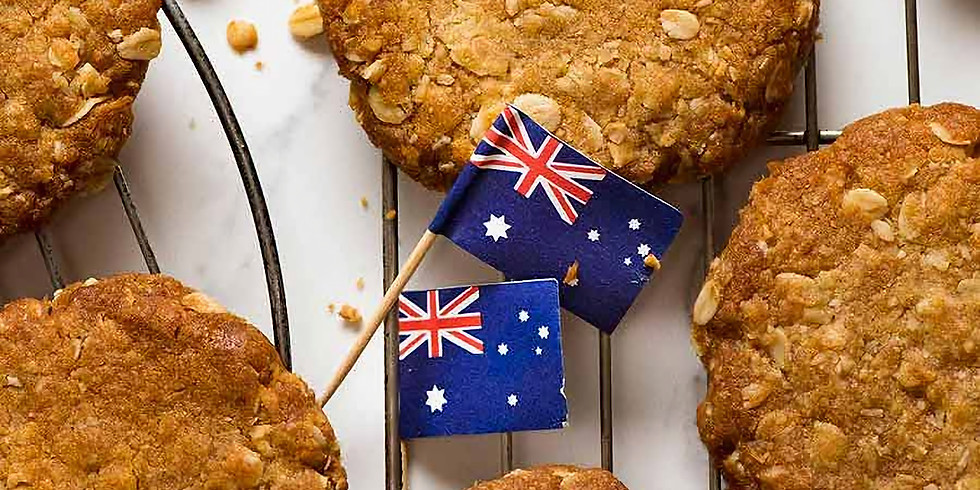 Anzac Biscuit Bake Off 2021