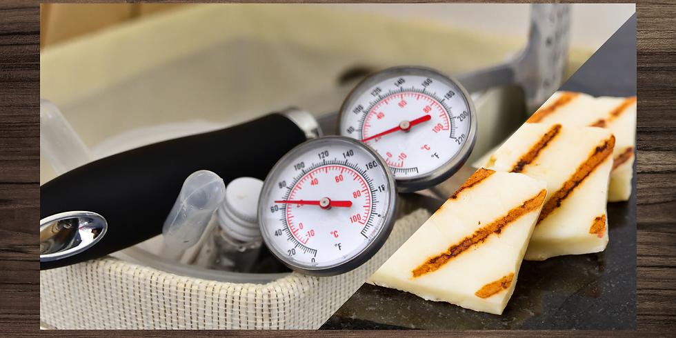 Farmhouse CheeseMaking Workshop - TBC