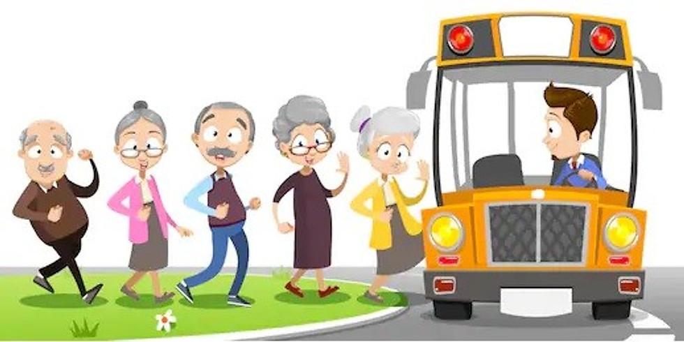 Senior's One Day Bus Trip