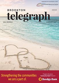 Brookton Telegraph Edition 1 Master File