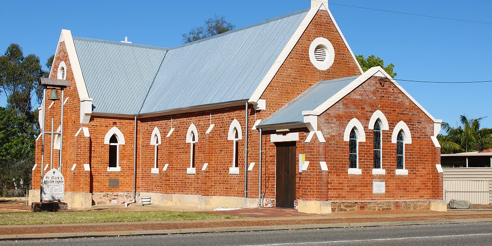 St Marks Anglican Church - Sunday Services