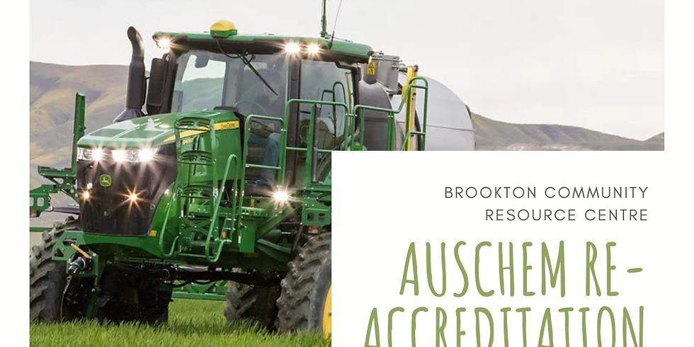 AusChem Re-Accreditation