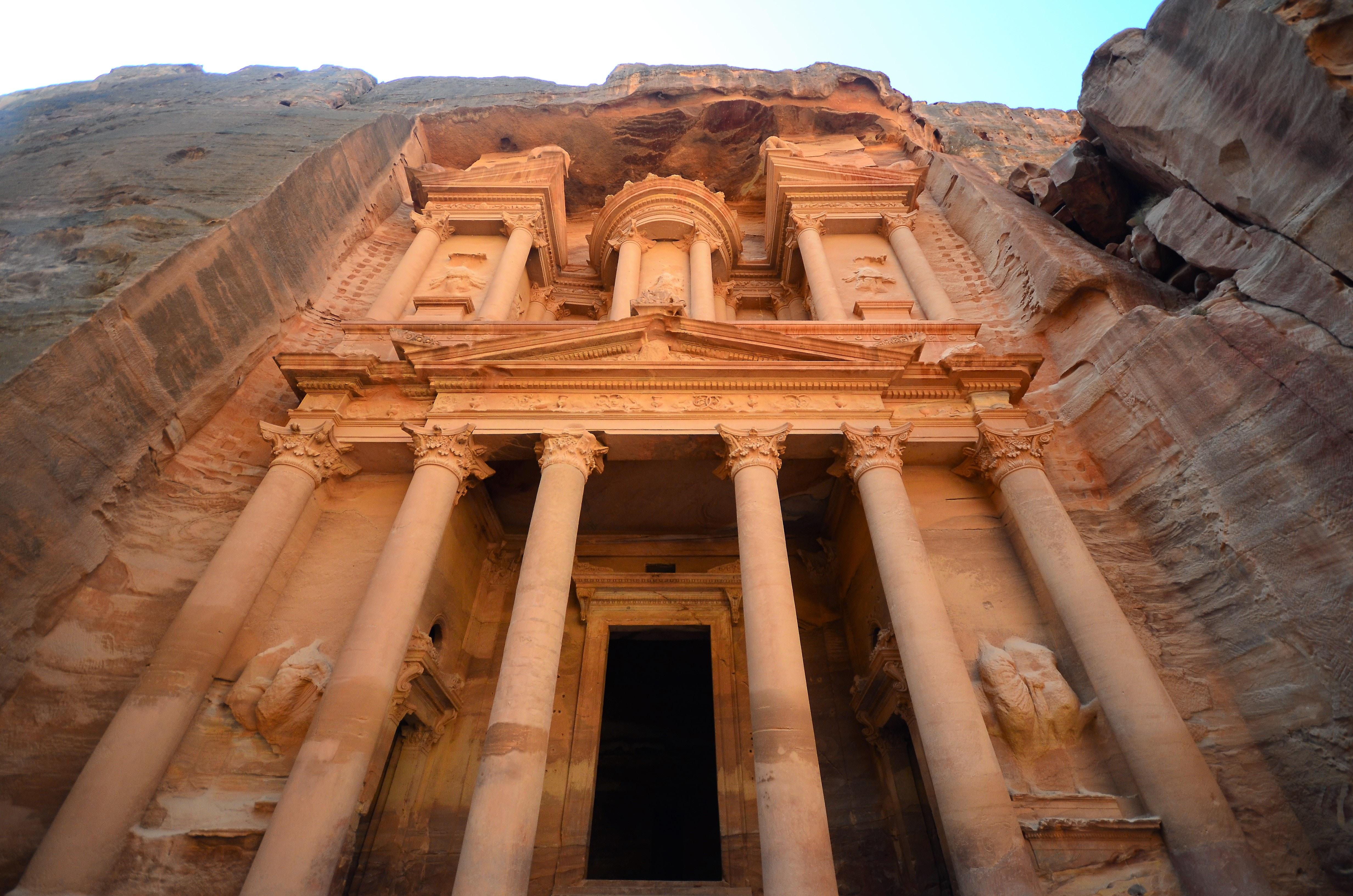 Petra & Jordanie (click ici)