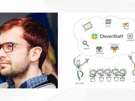 Владимир Курило о системах для рекрутинга и истории CleverStaff