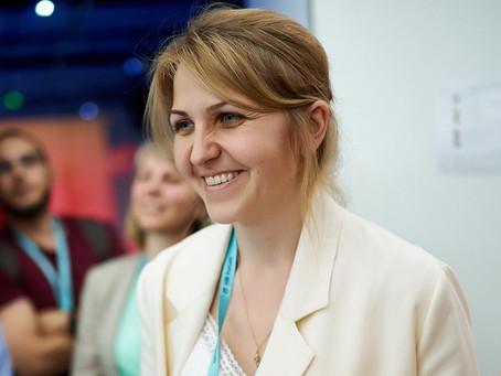 Як організувати кращу HR конференцію в Україні? Інтерв'ю з Оксаною Кіхтенко, засновницею IT-HR Forum