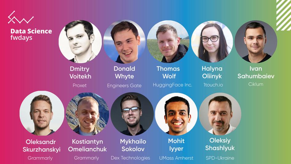 Конференція Data Science fwdays'20 online