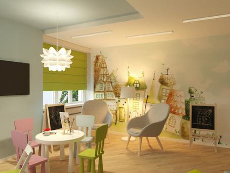 """Благодаря инициативе SoftServe в Харькове появится """"Комната позитива"""" в детской областной больнице"""