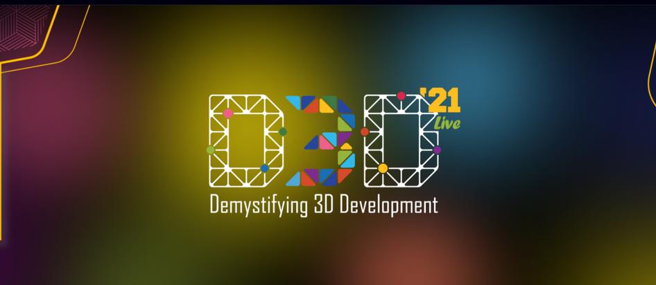AMC Bridge запрошує на щорічну конференцію D3D 2021 Live, яка відбудеться вже 23 жовтня