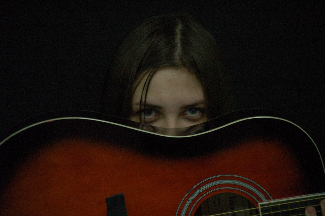 Даша + гитара