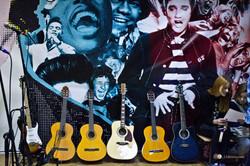 Гитары с отчетника