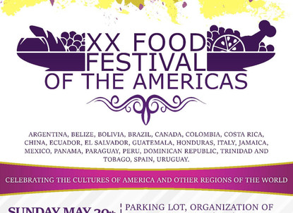 XX Food Festival of the Americas