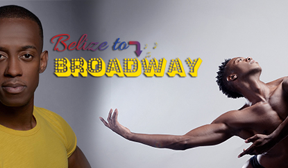 From Belize to Broadway - the Jamie Thompson Story