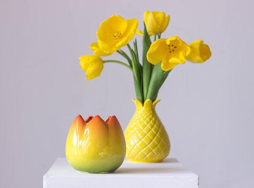 """Ваза """"Yellow Tulip"""""""