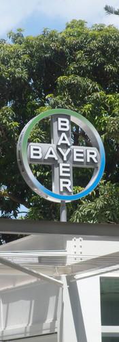 Bayer Sinalização e Comunicação visual