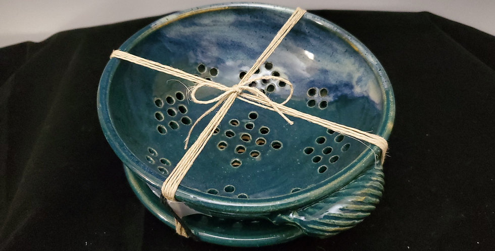 Berry Bowl-Teal