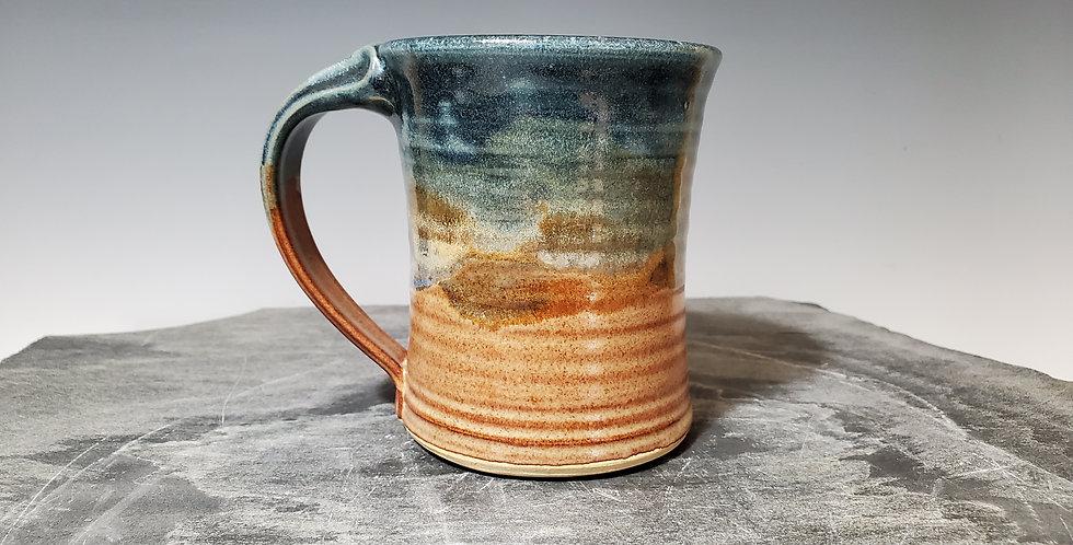 Hour Glass Mug-Blue Ridge