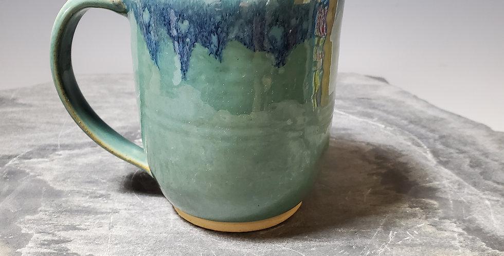 Cafe Mug-Ocean