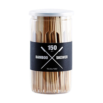 Bamboo Skewers, Set of 150 pieces