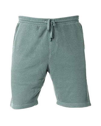 Independent Trading Co. Pigment-Dyed Fleece Shorts