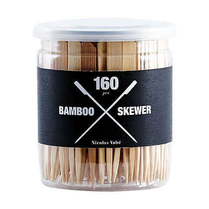 Bamboo Skewers, 160 pieces