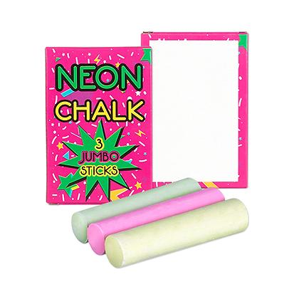 Wowline Jumbo Neon Chalk Set