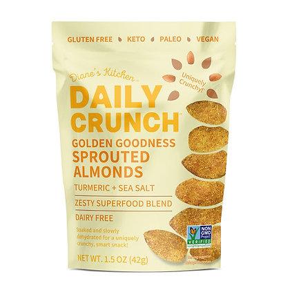 Golden Goodness Almonds