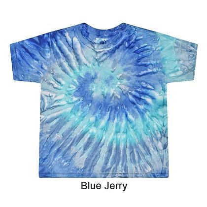 Colortone Tie-Dye Toddler T-Shirt