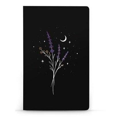 Lavender Layflat Notebook